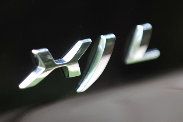 Jaguar XJL Badge